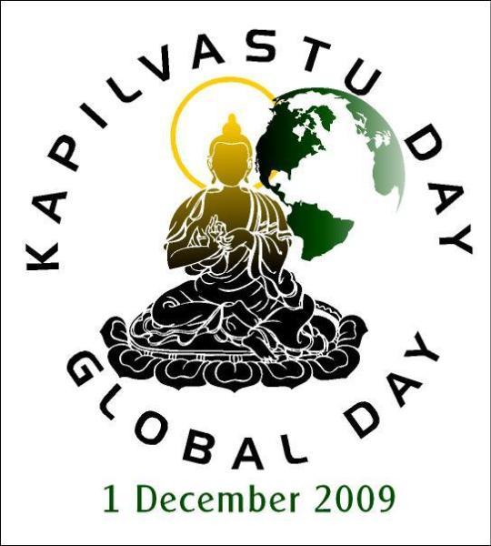 Kapilvastu Day logo