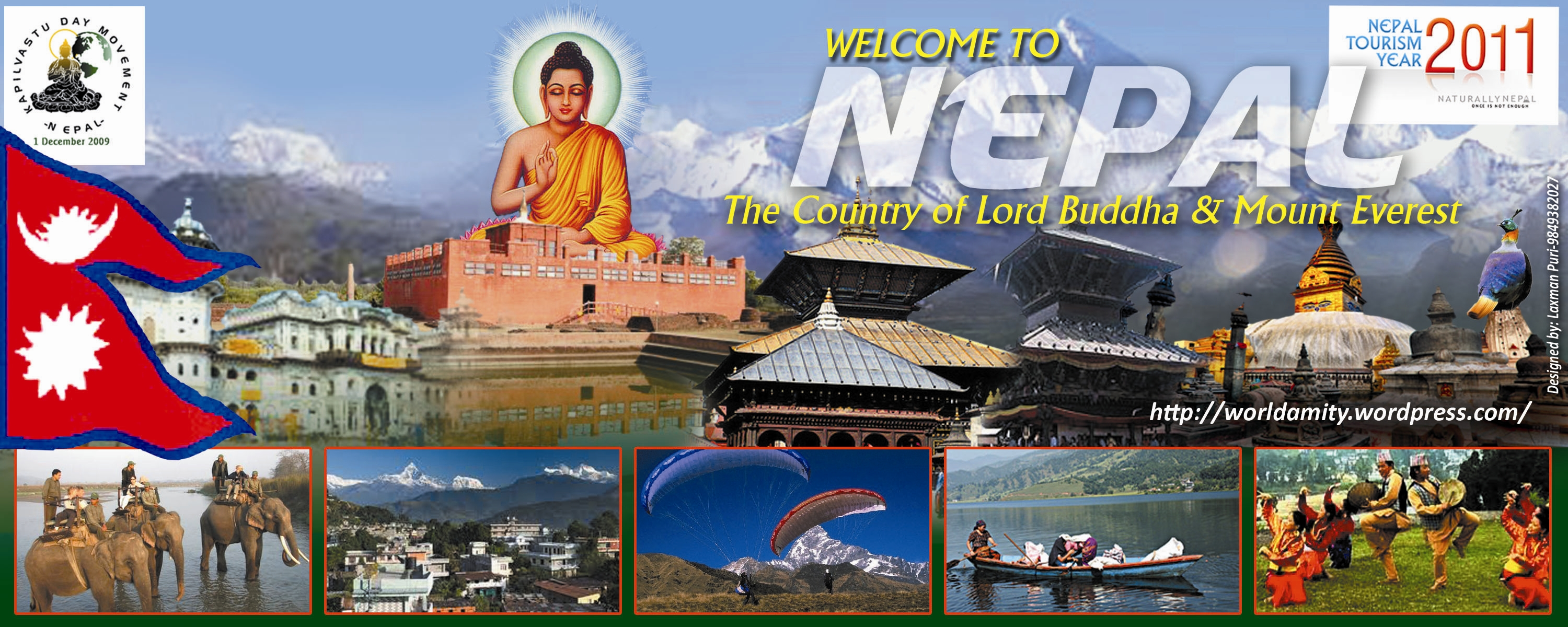 nepal tourism year Nepal tourism year 2016 / 2017 / 2018 special programs  the tour below is one of contrasts you will have time to explore the temples, squares and palaces of kathmandu and also walk through beautiful foothills covered in picturesque villages and terraced fields.