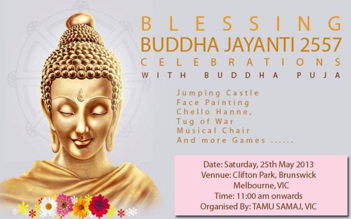 Buddha Jayanti in Melbourne